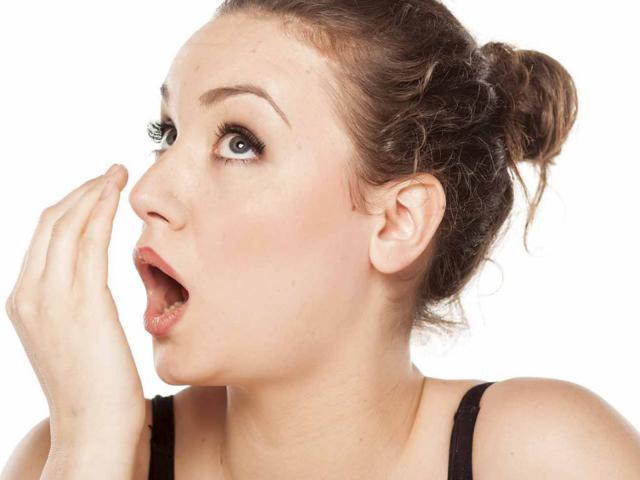 Галитоз неприятный запах изо рта причины и как избавиться